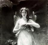 Psyche en el Inframundo. Paul Alfred de Curzon