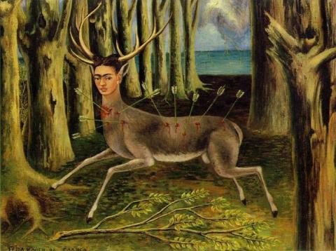 El venado herido (1946)