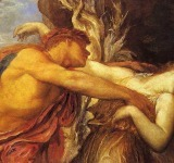 Orfeo y Eurídice. George Frederick Watts